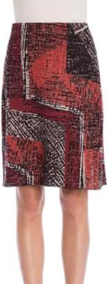 Nic+Zoe Nic + Zoe Marks Pencil Skirt