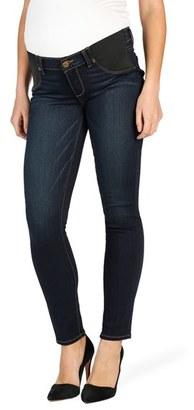 Women's Paige 'Transcend - Verdugo' Ultra Skinny Maternity Jeans $199 thestylecure.com