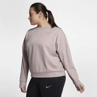 Nike Therma Sphere Element (Plus Size) Women's Long Sleeve Running Top