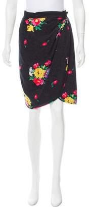 Ungaro Paris Vintage Pencil Skirt