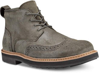 Timberland Men's Squall Canyon Wingtip Chukka Boots Men's Shoes