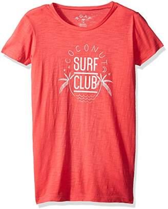 Roxy Girls' Big Surf Club T-Shirt