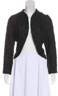 Rachel Comey Long Sleeve Open Front Jacket
