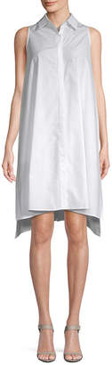 story. White Shirtdress