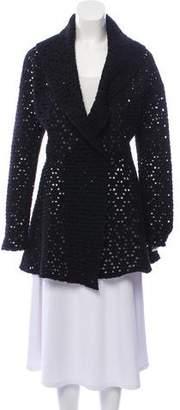 Alaia Wool Knit Jacket