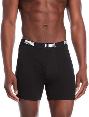 Puma 3-Pack Boxer Briefs