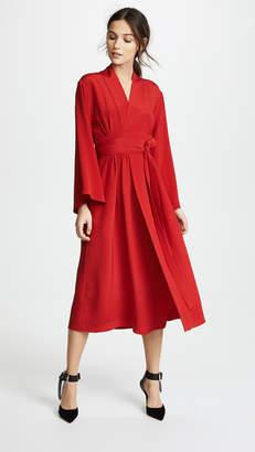 ADAM by Adam Lippes Kimono Dress with Belt