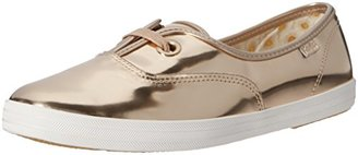 Keds Women's Breeze Metallic Patent Fashion Sneaker $69.95 thestylecure.com