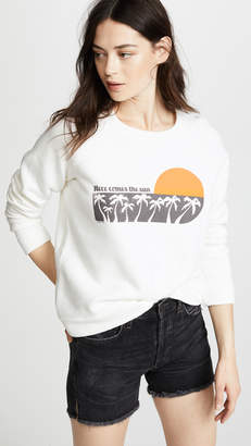 Sea Here Comes The Sun Sweatshirt