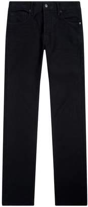 Tom Ford Moleskin Patch Slim-Fit Jeans