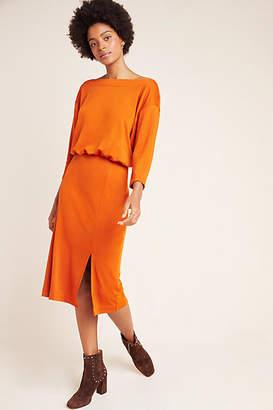 Anthropologie Knit Column Dress