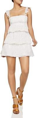 BCBGeneration Tiered Ruffled Dress