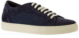 Corneliani Wool Sneakers