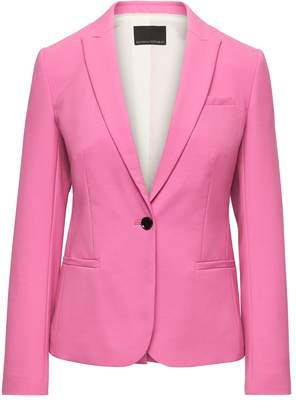 Banana Republic Petite Classic-Fit Lightweight Wool Blazer