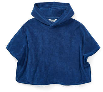 Ralph Lauren Childrenswear Hooded Knit Coverup, Size 12-24 Months
