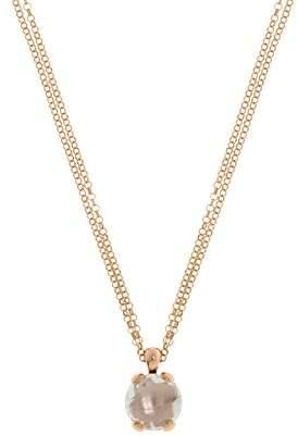 Bronzallure Short Necklace Bronze Crystal WSBZ00280.C 16 cm