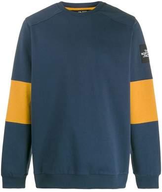 The North Face crew neck sweatshirt