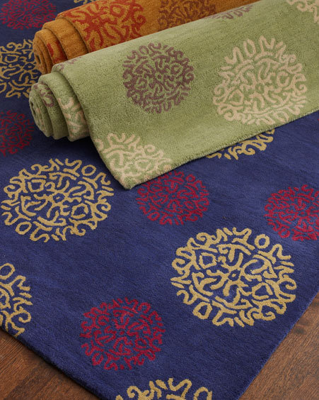 Ming Blossom Rugs