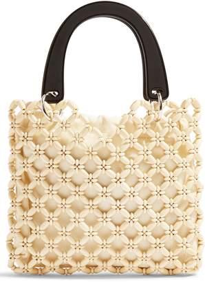 Topshop South Bead Mini Tote Bag