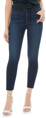 Sam Edelman The Stiletto Raw Edge Skinny Jeans