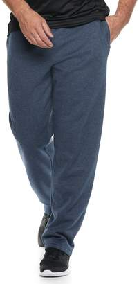 Tek Gear Big & Tall Ultra Soft Fleece Open-Bottom Pants