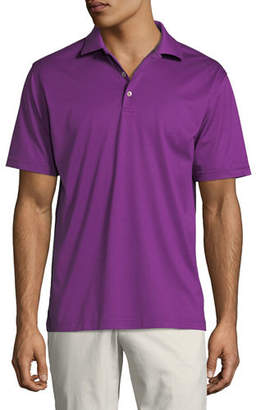 Peter Millar Men's Crown Ease Solid Polo Shirt