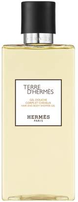 Hermes Terre d'Hermes, Hair and Body Shower Gel