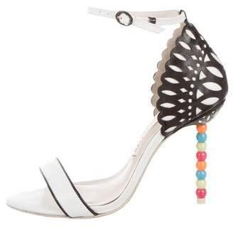 Sophia Webster Bicolor High-Heel Sandals