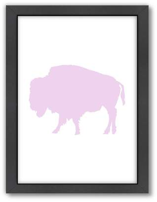 Buffalo David Bitton Americanflat Framed Wall Art