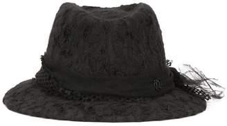 Maison Michel 'Andre' lace hat
