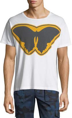 Valentino Men's Graphic Print T-Shirt