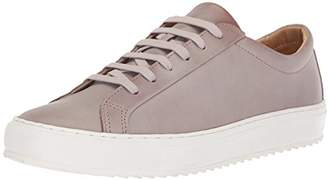 TCG Men's Premium All Leather Lace Up Sneaker Kennedy Low Top