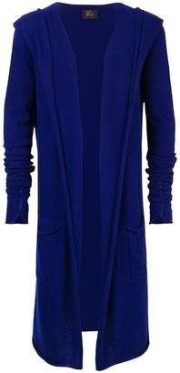 Lost & Found Ria Dunn hooded long cardigan