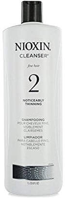 Nioxin System 2 Cleanser, 33.8-oz, from Purebeauty Salon & Spa