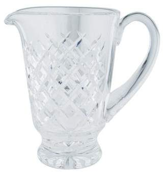 Waterford Alana Crystal Pitcher