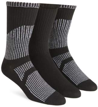 adidas Prime Mesh III 3-Pack Crew Socks