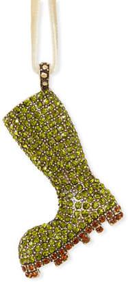 Joanna Buchanan Wellington Boot Hanging Ornament