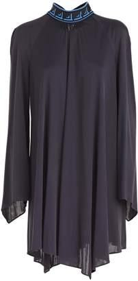 Versace Flared Short Dress