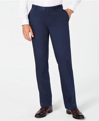 INC International Concepts I.n.c. Men's Classic-Fit Twill Pants, Created for Macy's