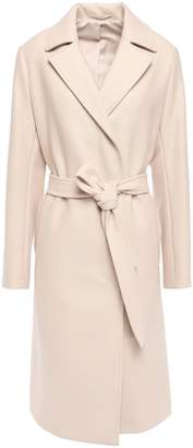 Filippa K Victoire Belted Wool-blend Felt Coat