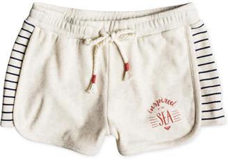 Roxy Little Girls Fleece Shorts