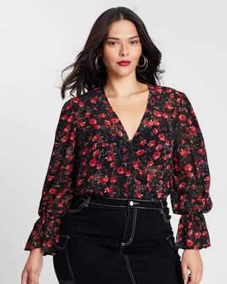 83e6ceec734 Plus Size Bodysuits - ShopStyle Australia