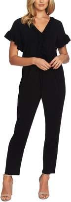 CeCe Wrap Front Jumpsuit