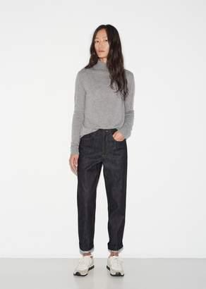 La Garçonne Moderne Selvedge Denim Jeans Indigo