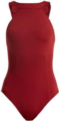 HAIGHT Blondie scoop-back swimsuit