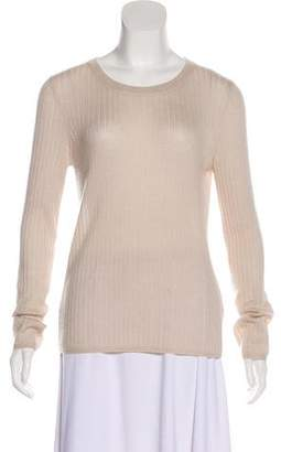 Jenni Kayne Long Sleeve Cashmere Sweater