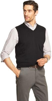 Izod Men's Sportswear Premium Essentials Sweater Vest