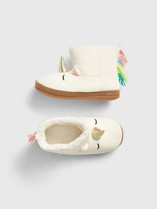Unicorn Boot Slippers