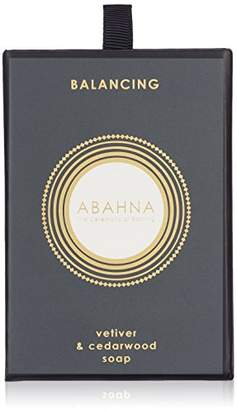 Abahna (アバーナ) - アバーナ ソープ ベチバー&シダーウッド 170g