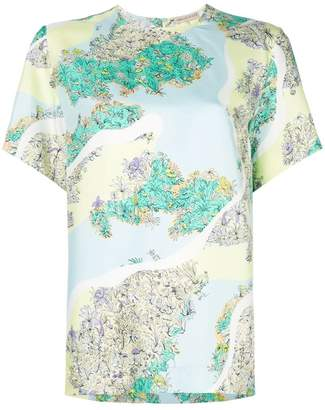 Emilio Pucci shortsleeved floral T-shirt